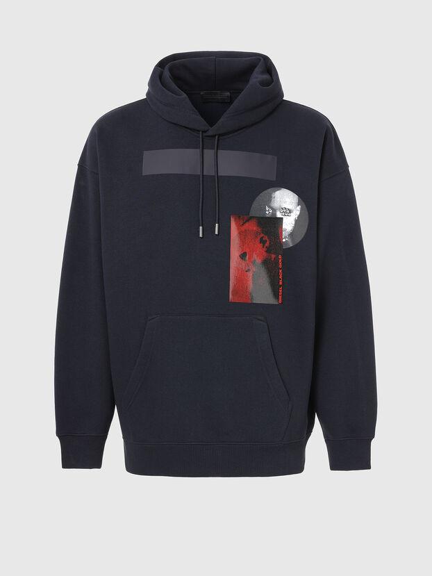 S-HENON, Black - Sweaters