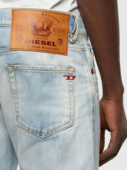 Diesel - D-Strukt 009TN, Light Blue - Jeans - Image 5