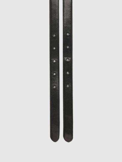 Diesel - B-EXXE, Black - Belts - Image 4