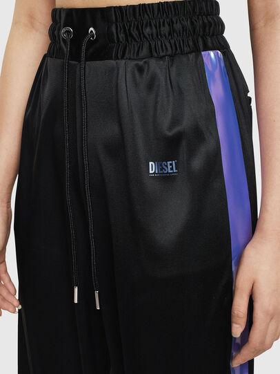 Diesel - P-ROZYN, Black - Pants - Image 3