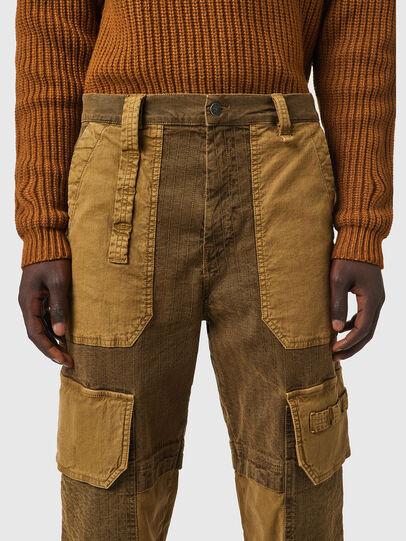 Diesel - D-Multy JoggJeans® 0AFAE, Brown - Jeans - Image 3