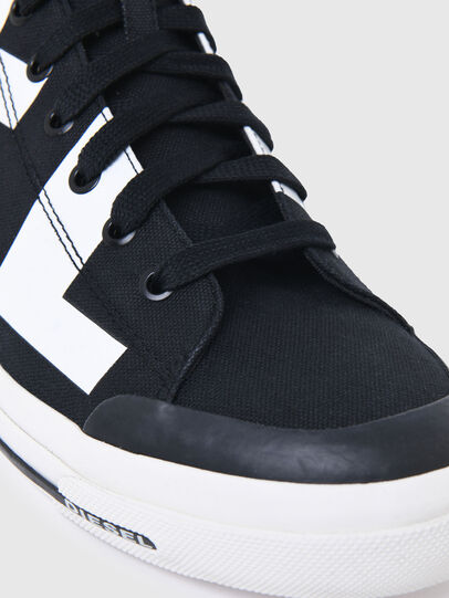 Diesel - S-ASTICO MID CUT, Black/White - Sneakers - Image 5