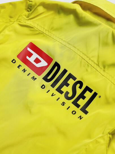Diesel - JROMANPB, Yellow Fluo - Jackets - Image 4