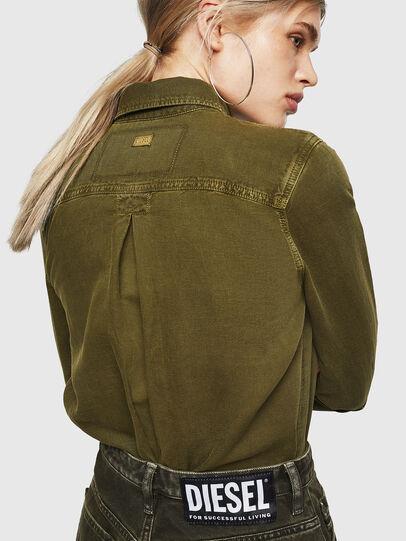 Diesel - DE-DESY-Z, Military Green - Dresses - Image 6