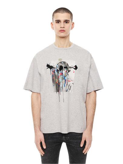 Diesel - TEORIA-MELTINGSOLDIE,  - T-Shirts - Image 1