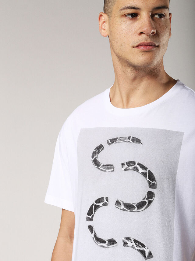 T-JUST-SP, White