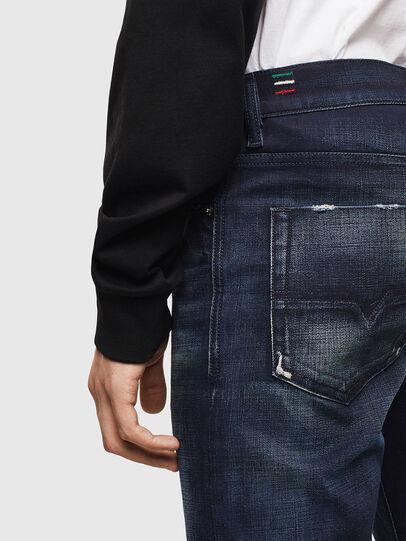Diesel - Tepphar 009BL, Dark Blue - Jeans - Image 4
