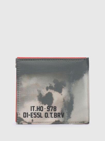 Diesel - HIRESH S SP, Grey/Orange - Small Wallets - Image 2