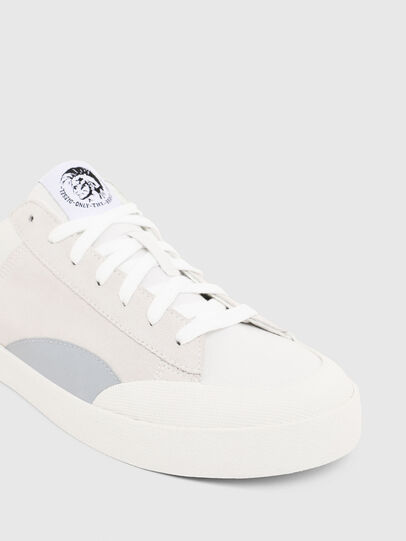 Diesel - S-BULLY LC, White/Red - Sneakers - Image 5