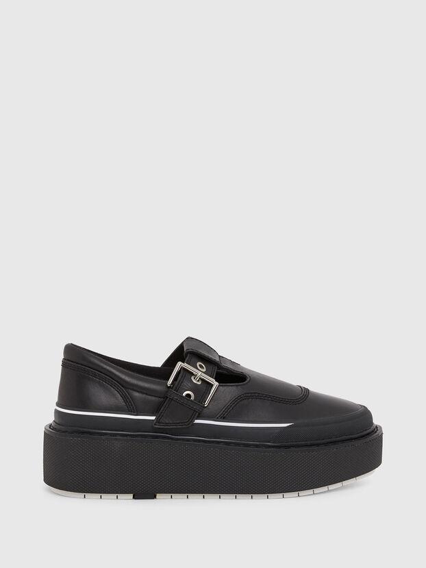 H-SCIROCCO BA, Black - Sneakers