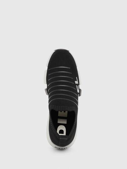 Diesel - H-PADOLA LOW SOCK, Black - Sneakers - Image 5