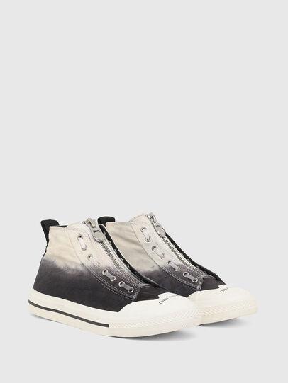 Diesel - S-ASTICO MZIP, White/Black - Sneakers - Image 2