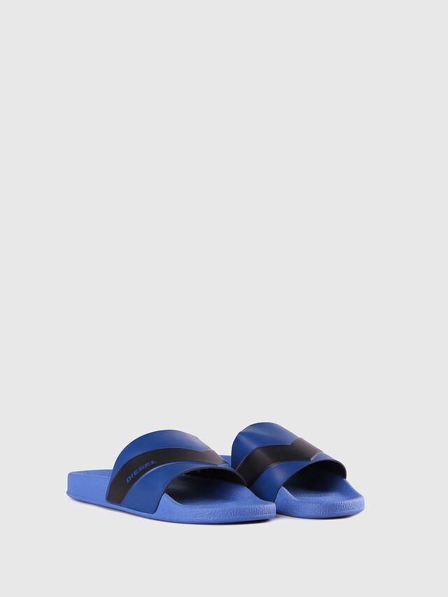 Diesel SA-MARAL, Blue - Slippers - Image 2