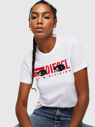 Diesel - T-SILY-YD,  - T-Shirts - Image 4
