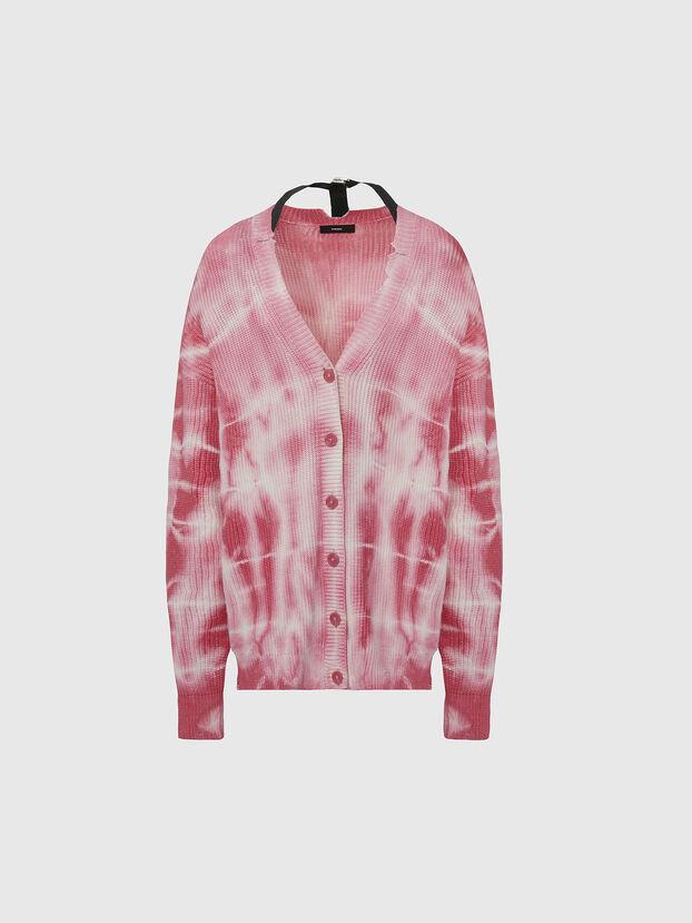 M-INDIANA, Pink/White - Knitwear