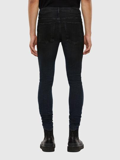 Diesel - D-Amny 069QM, Dark Blue - Jeans - Image 2