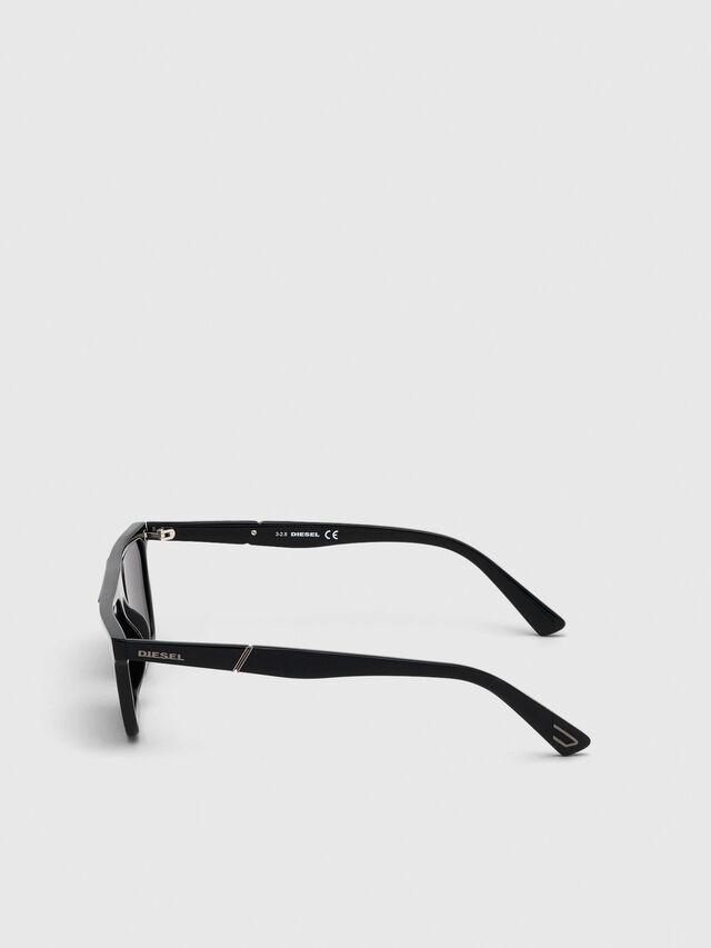 Diesel - DL0304, Black - Sunglasses - Image 3