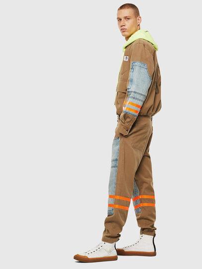 Diesel - P-CARUSO, Light Brown - Pants - Image 4