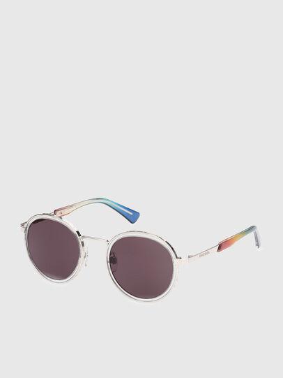 Diesel - DL0321, Multicolor - Sunglasses - Image 2