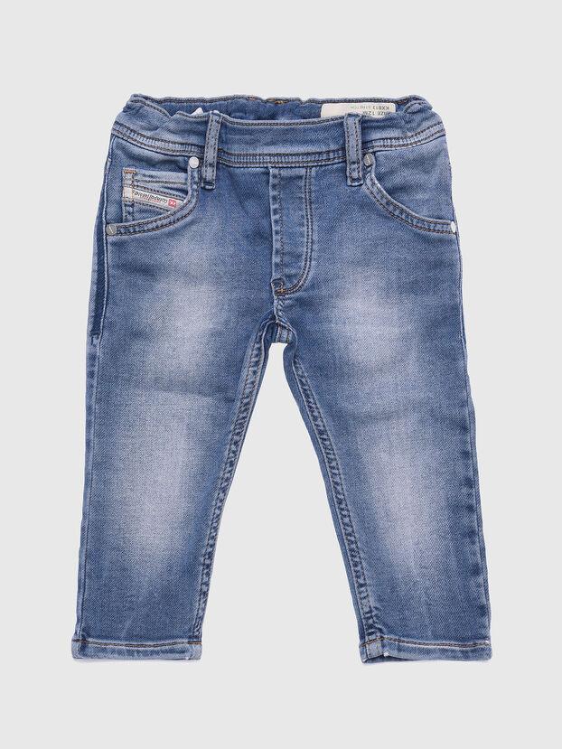 KROOLEY-B-N JOGGJEANS, Light Blue - Jeans