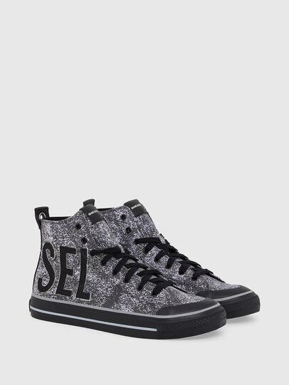 Diesel - S-ASTICO MCE, Black/White - Sneakers - Image 2