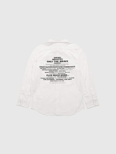 Diesel - CPROAD, White - Shirts - Image 2