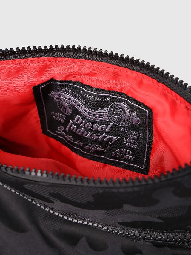 Diesel F-DISCOVER CROSS, Black - Crossbody Bags - Image 5