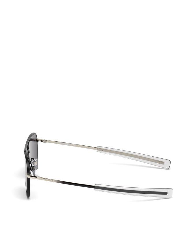 Diesel - DL0219, Black - Eyewear - Image 3