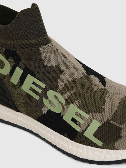 Diesel - SLIP ON 03 LOW SOCK,  - Footwear - Image 4