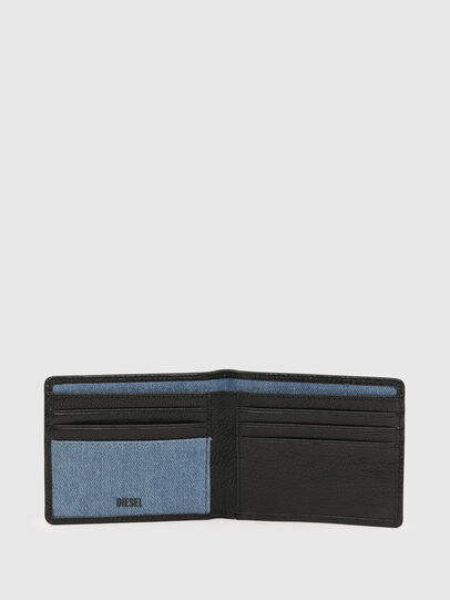 Diesel - NEELA XS, Black/Blue - Small Wallets - Image 3