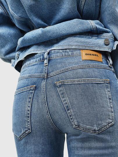 Diesel - Babhila 086AP, Medium blue - Jeans - Image 5