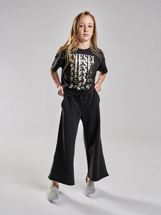 KIDS PJABLA, Black - Pants - Image 1