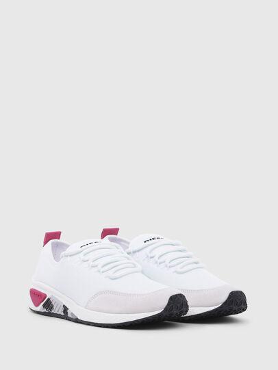 Diesel - S-KB LC W, White - Sneakers - Image 2
