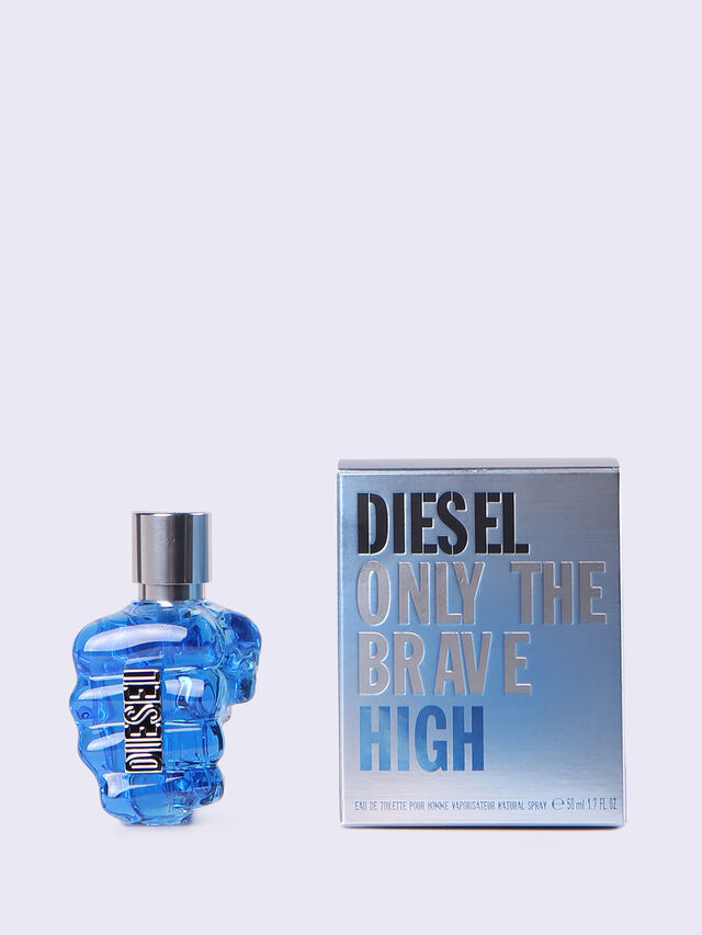 Diesel - ONLY THE BRAVE HIGH  50ML, Blue - Only The Brave - Image 1