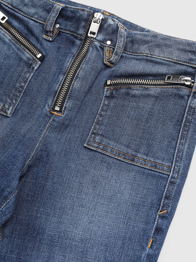 Diesel - D-EARLIE-J, Medium blue - Jeans - Image 3
