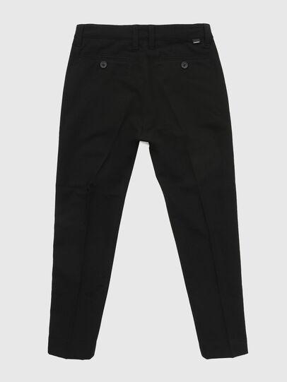 Diesel - PMAKY, Black - Pants - Image 2