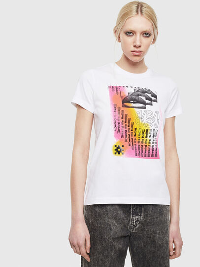 Diesel - T-SILY-S5,  - T-Shirts - Image 1