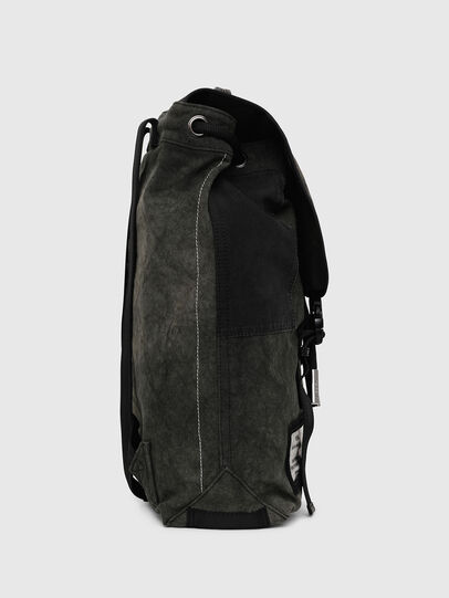 Diesel - VOLPAGO BACK, Black - Backpacks - Image 3