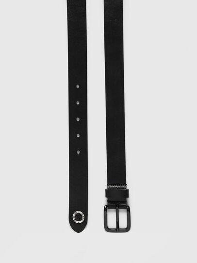 Diesel - B-BUVET, Black - Belts - Image 1