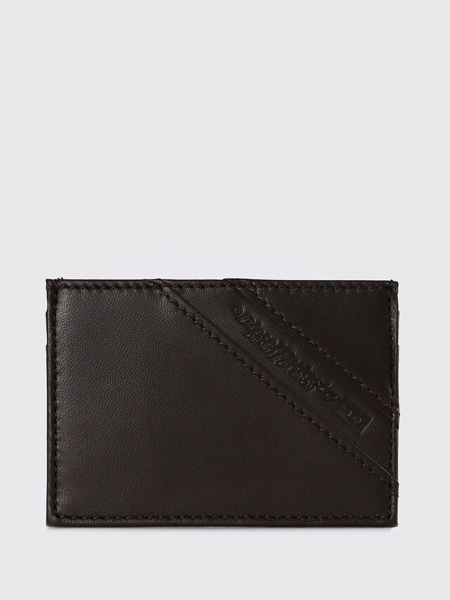 Diesel - JOHNAS I, Dark Brown - Small Wallets - Image 1