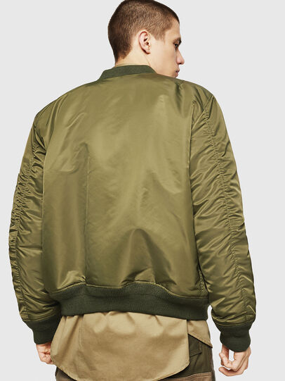 Diesel - J-TANKER, Dark Green - Jackets - Image 2