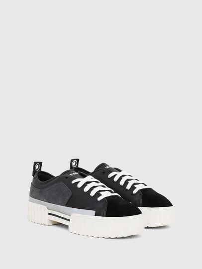Diesel - S-MERLEY LOW, Black - Sneakers - Image 2
