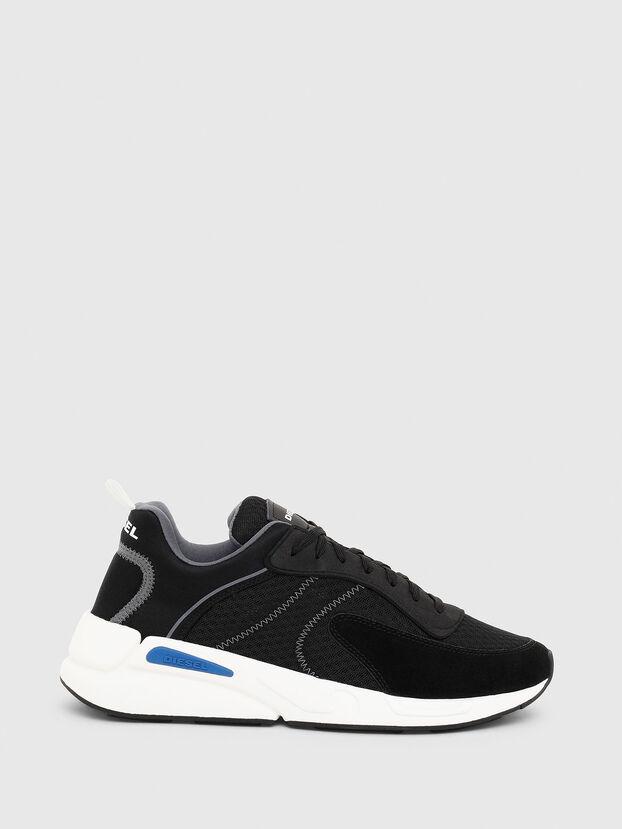 S-SERENDIPITY LOW, Black - Sneakers