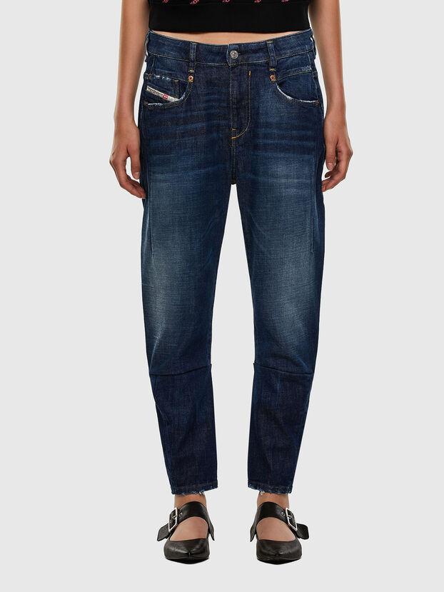 Fayza 0F9ET, Dark Blue - Jeans