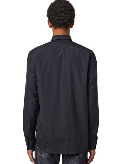 Diesel - S-BILL, Black - Shirts - Image 2