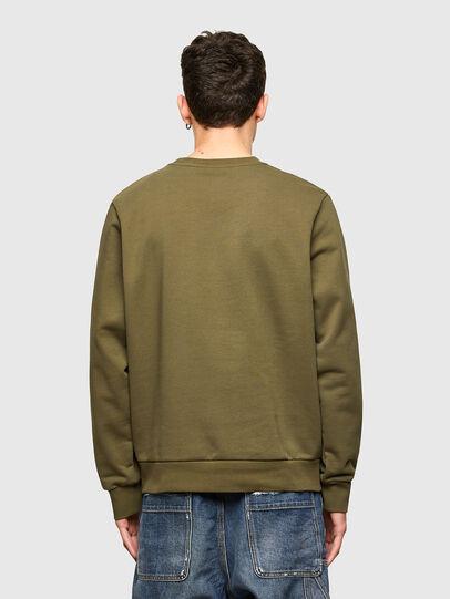 Diesel - S-GIRKEMB, Military Green - Sweaters - Image 2