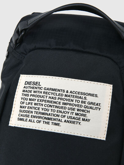 Diesel - BODHIO WP, Black - Crossbody Bags - Image 6