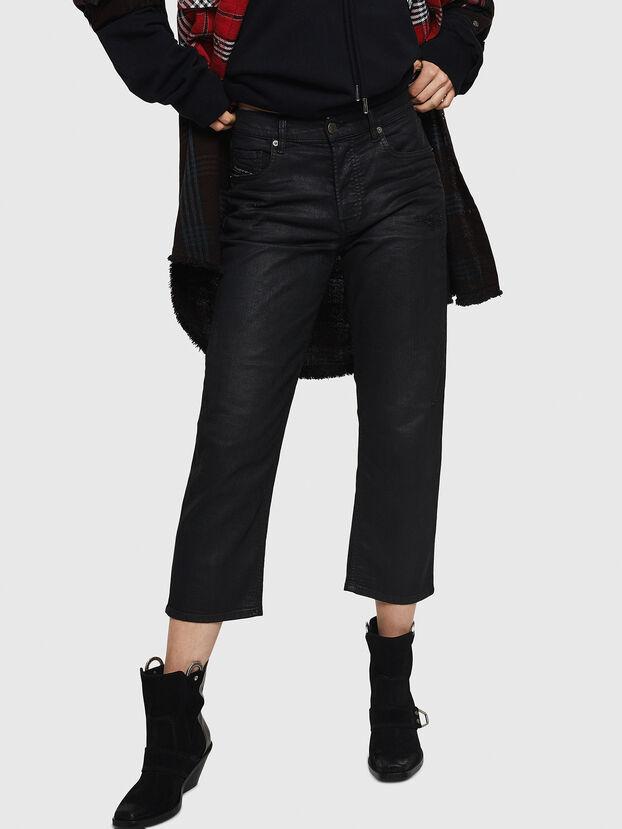 Aryel 069JD, Black/Dark grey - Jeans