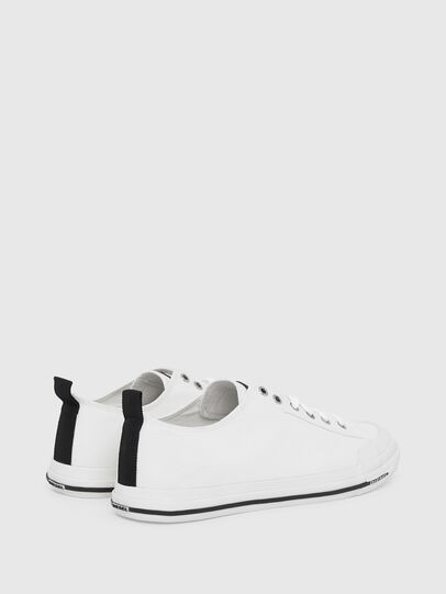 Diesel - S-ASTICO LOW CUT, White - Sneakers - Image 3