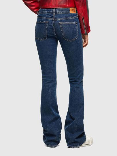 Diesel - D-Ebbey 009NV, Dark Blue - Jeans - Image 2